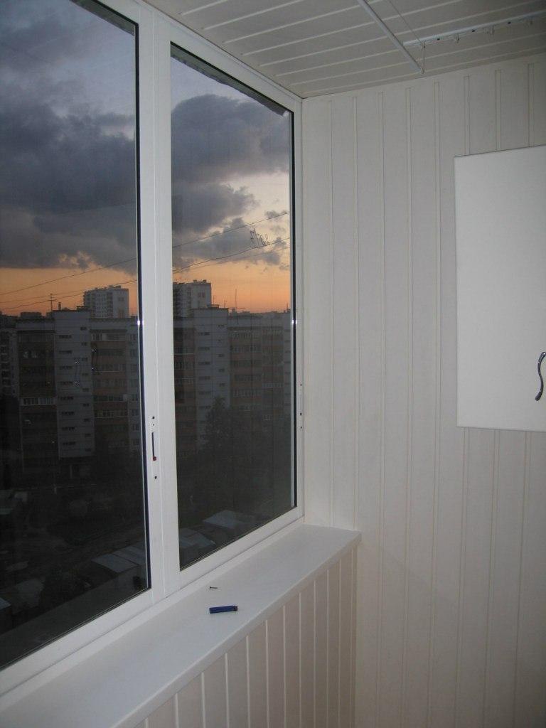 Остекление балконов и лоджий под клюЧ., томск - из рук в рук.